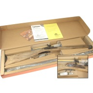 LYMAN GREAT PLAINS 54cal PERCUSSION RIFLE KIT