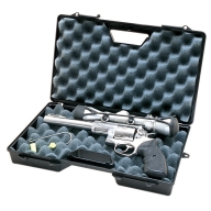 "MTM PISTOL CASE REVOLVER 8.5"" BBL w/SCOPE 6/CS"