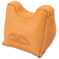 PROTEKTOR 7 STD-BAG FRONT RIFLE REST LEATHER,EMPTY