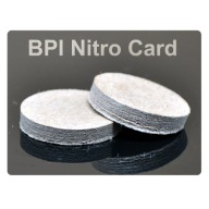 "BPI MAXI NITRO CARD 12ga .125""/.740""-Dia. 500/BAG"