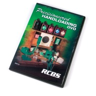 RCBS DVD PRECISIONEERED HANDLOADING