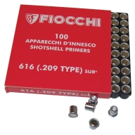 FIOCCHI PRIMER 209 SHOT- SHELL 5000/CS