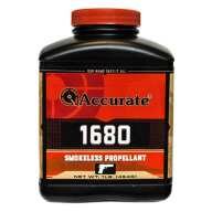 Accurate 1680 Smokeless Powder 8 Pound