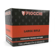 FIOCCHI PRIMER LARGE RIFLE 12,000/cs