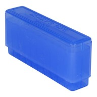BERRY 243/308 SLIP-TOP BOX 20-ROUND BLUE 50/cs