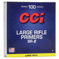 CCI PRIMER BR2 LARGE RIFLE BENCH REST 1000/BX