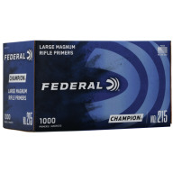 FEDERAL PRIMER LARGE RIFLE MAGNUM 1000/BOX