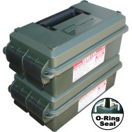 MTM 30c AMMO CAN 6x11.2 x4 FOREST GREEN 6/CS