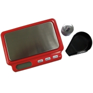 MTM MINI DIGITAL SCALE 0 TO 750gr w/2 AAA 4/CS