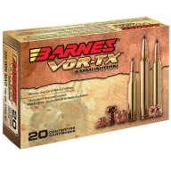 BARNES AMMO 223 REMINGTON 55gr TSX-FB VOR-TX 20/bx 10/cs