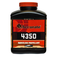 Accurate 4350 Smokeless Powder 1 Pound