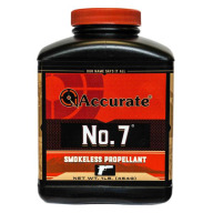 Accurate No. 7 Smokeless Powder 8 Pound