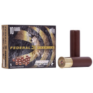 "FEDERAL BUCK 10ga 3.5"" MAGd 00 18-PELLETS 5/bx 10/cs"