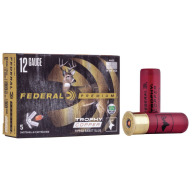 "FEDERAL SLUG 12ga 2.75"" 300gr TROPHY-SABOT 5/bx 10/cs"