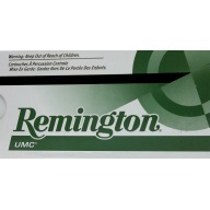 REMINGTON AMMO 44 MAG 180gr JSP UMC 50/bx 10/cs
