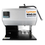 LYMAN MAG 25 DIGITAL 230V CASTING FURNACE (EXPORT)