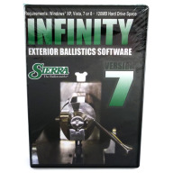 SIERRA INFINITY BALLISTIC CD-ROM VERSION 7