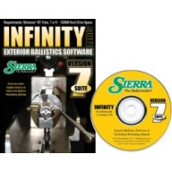 SIERRA 5th EDIT. PRINTED MANUAL/INFINITY CD VER. 7