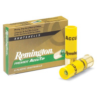 "REMINGTON SLUG 12ga 2.75"" 1850f 385gr ACCUTIP 5/bx 20/cs"