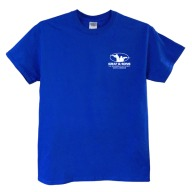 GRAF & SONS T-SHIRT BLUE EXTRA LARGE