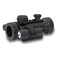 BSA 30mm RED-DOT 5MOA-DOT TACT LASER/LIGHT MATTE
