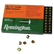 REMINGTON PRIMER 9-1/2M LARGE RIFLE MAGNUM 5000/CASE