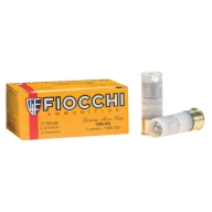 "FIOCCHI SLUG 12ga 2.75"" RIFLED 1560fps 1oz 10/bx 25/cs"