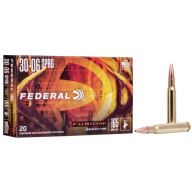 FEDERAL AMMO 30-06 SPR. 165gr FUSION-BT 20/bx 10/cs