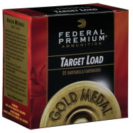 FEDERAL GM 20ga 2.5d 7/8oz 1200fps #8 250/cs