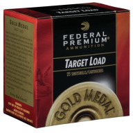 FEDERAL GM 20ga 2.5d 7/8oz 1200fps #9 250/cs