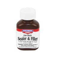 BIRCHWOOD-CASEY GUN STOCK 3oz SEALER & FILLER 6/CS