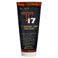 THOMPSON/CENTER ARMS T17 NATURAL LUBE 1000+ 3oz TUBE 6/CS