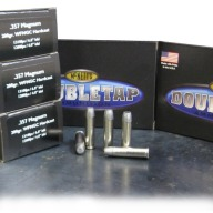 DOUBLETAP AMMO 357 MAG 200gr HARDCAST SOLID 20/BX