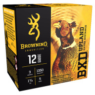 "BROWNING AMMO 12ga 3"" 1-5/8oz 1350fps #5 25/bx 10/cs"