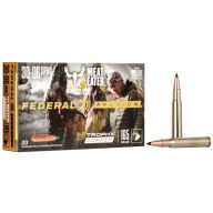 FEDERAL AMMO 30-06 SPR. 165gr TROPHY COPPER 20/bx 10/cs
