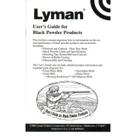 Lyman Black Powder Guide