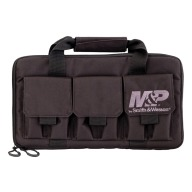M&P PRO TAC HANDGUN CASE DOUBLE BLACK