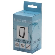 SIGHTRON LENS ALCOHOL WIPERS 30/PKG