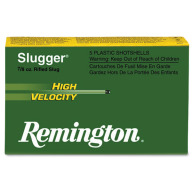 "REMINGTON SLUG 12ga 3"" 1875fps RIFLED 7/8oz 5/bx 50/cs"
