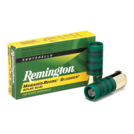 "REMINGTON SLUG 12ga 2.75"" 1200 fps RIFLED 1oz 5/bx 20/cs"