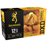 "BROWNING AMMO 12ga 3"" 1-5/8oz 1200fps #6 10/bx 10/cs"
