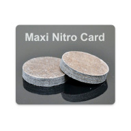 "BPI MAXI NITRO CARD 14ga .125""/.703""-Dia. 500/BAG"