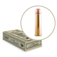 JESSE JAMES AMMO 357 MAG 125gr JHP 50/bx 20/cs