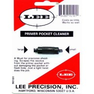 LEE PRIMER POCKET CLEANER COMBO FOR LARGE & SMALL