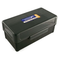 Frankford Arsenal Plastic Hinge-Top Ammo Box #514 50 Rounds