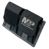 M&P PRO TAC PISTOL MAG POUCH HOLDS 4 MAGS
