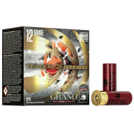 FEDERAL GM 12ga GRAND PAPER 3d 1-1/8oz #8 250/cs