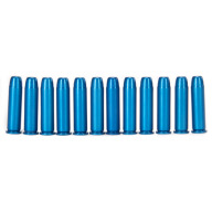 AZOOM SNAP CAP 357 MAG BLUE VALUE (12-PACK)
