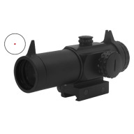 BSA 3x30mm PRISM RED/GRN ILLUMINATED RETICLE
