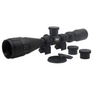 BSA 3-9x40mm AO SWEET 243 SCOPE w/RINGS